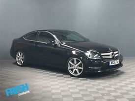 Mercedes-Benz C Class 2.1 C250 CDI AMG Sport Edition Premium Plus Auto - Full Service History