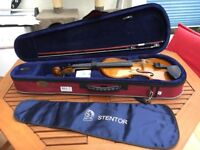 Stentor Student 2 violin, 4/4 (full size), immaculate condition