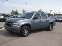 2008 Chevrolet Avalanche 1500 4X4-AUTO-LEATHER-SUNROOF-DVD