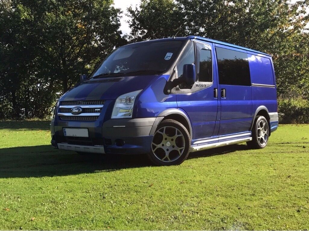 ford transit sport st 2007 07 van crew van in edinburgh gumtree. Black Bedroom Furniture Sets. Home Design Ideas