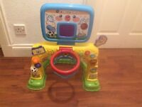 Fisher price 2 in 1 sports centre