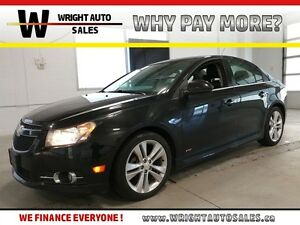 2014 Chevrolet Cruze LT-RS| LEATHER| SUNROOF| HEATED SEATS| 88,5