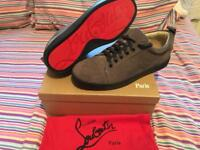 christian louboutin men's size 10 new