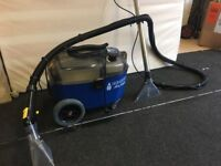 Aquarius Pro Valet professional carpet and upholstery cleaner