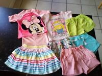 Girl 2-3yrs summer clothes bundle