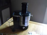 Electric S/S Fruit & Veg. Juicer