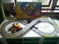 My First Scalextric car racing game toy