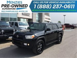 2012 Toyota 4Runner SR5, Leather, Hands-Free, Hitch, Sunroof