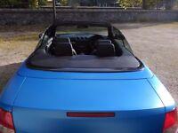 Audi a4 convertible sport