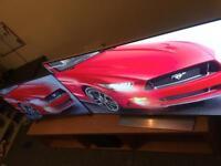 "Samsung 55"" ultra HD 4k 3D"