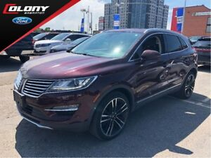 2017 Lincoln MKC RESERVE | Leather | Navi | Moonroof | Cooled Se
