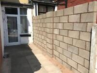 Bricklayer looking for WEEKENDS WORKS