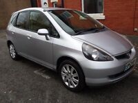 2003 Honda Fit  Automatic,1.3, 5 door ,32000 Miles ,12 Months MOT £ 1299