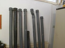 CAST IRON DOWN PIPES