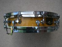 "Tama AW623 Artwood Bird's Eye maple snare drum 14 x 3 1/2"" - Japan - '80s"