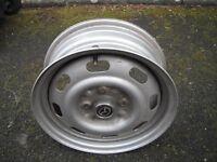 Mazda MX5 Steel Wheel