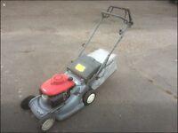 Honda lawnmower self propelled