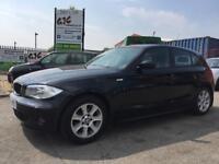 BMW 116I SE 5 DOOR HATCH BACK 1 SERIES 12 MONTHS MOT 1.6 LITRE PETROL!!!