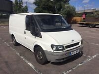 Great fully working ford transit