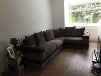 Corner sofa in very good condition