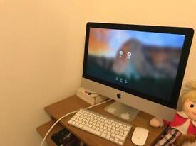 IMAC 21.5 inch desktop excellent condition