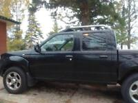 2001 Super Charged Nissan Frontier