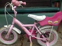 Girls bike for sale £5