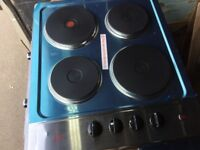 Electric induction hob brand x2 new never used