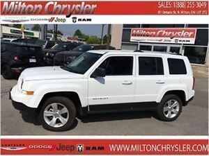 2015 Jeep Patriot Limited 4X4 Leather