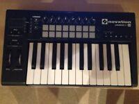 Novation Launchkey 2 25 full sized midi keyboard