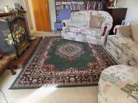 LIving room carpets 160 by 230cms