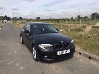 2012 BMW 1 SERIES 118D SPORTS COUPE FSH
