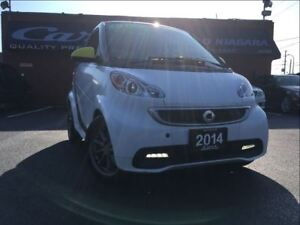 2014 smart fortwo Passion   NAVI   GLASS TOP   NO ACCIDENTS ...