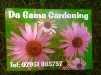 LET US TURN YOUR GARDEN INTO AN OASIS!! FEMALE/MALE GARDENING TEAM AVAILABLE