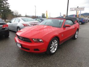 2010 Ford Mustang V6-Heated Seats