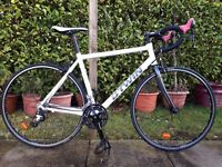 B'twin Triban 300 size 57 frame (large) - good condition