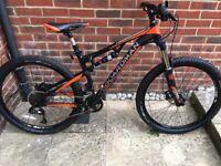 Boardman team fs mountain bike Bargain
