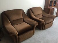FREE pair or armchairs!