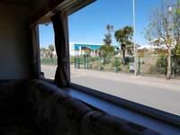 Caravan to let, Trecco bay porthcawl
