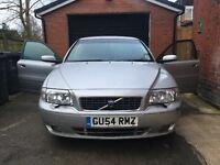 VOLVO 2004 (54) PETROL AUTO, 1 OWNER, FULL S/HISTORY + CAMBELT, X2 KEYS, HEATED LEATHER, AUTOMATIC.