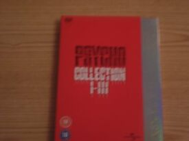 Psycho collection I to III.