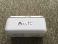 iPhone 5c empty box