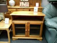 TV cabinet in pine - British Heart Foundation sco39426