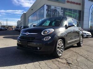 2015 Fiat 500 LOUNGE * PANORAMIC SUNROOF * NAVIGATION