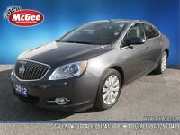 2012 Buick Verano Convenience Pkg - Rmt Start, Sunroof, Fog Lamp