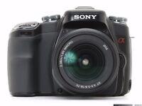 Sony Alpha dslr 100