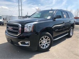 2015 GMC Yukon SLE 4x4 RARE FIND LOW KMS! LEATHER NAV