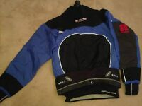Nookie Dry Cag Jacket, Like NEW, Black/Blue, Large - Like Palm
