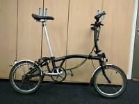Brompton S6L - Purchased in January 2017