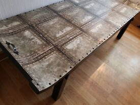 Mongolian style Large Coffee Table..